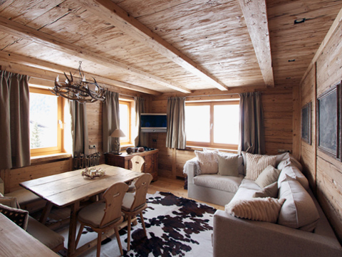Insam bruno studio architettura d 39 interni for Design hotel wolkenstein